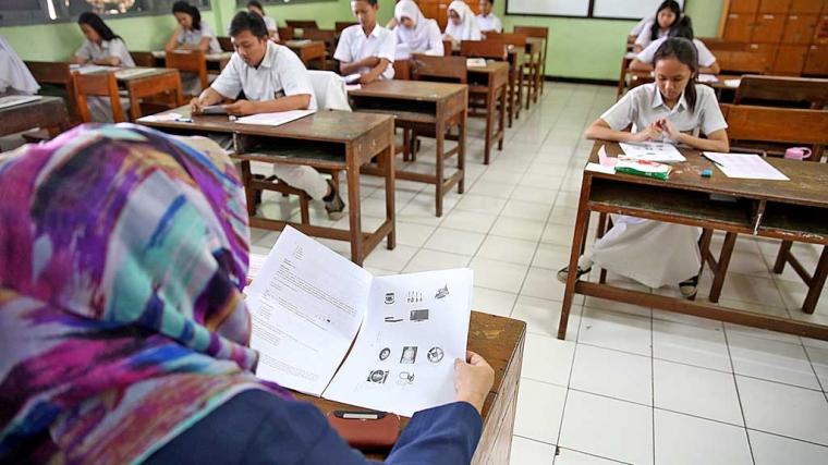 Ujian Nasional, Ujian Kredibilitas
