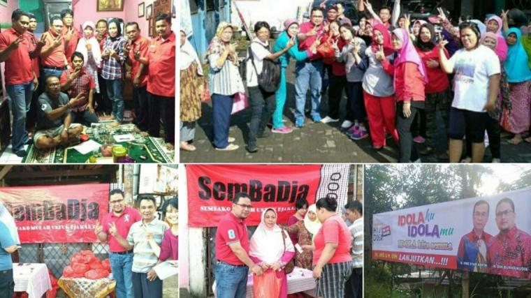 Kerahkan Seluruh Kader PDI P, Megawati Haus Kekuasaan atau Panik?