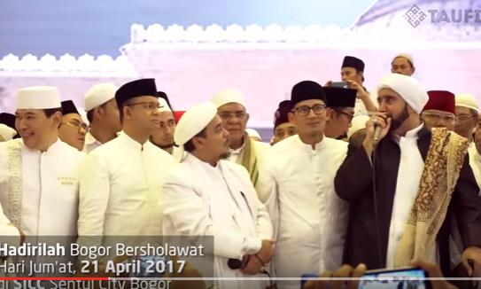 Akankah FPI Sukses Jadikan Jakarta Surganya?