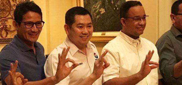 Siapapun Gubernur DKI Terpilih, Tetap Dibeking Cukong Tionghoa