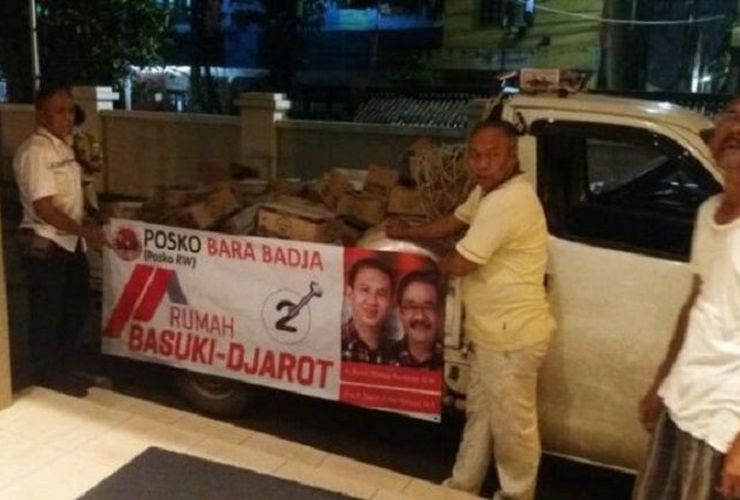 Banjir Sembako dan Nurani Pemilih Jakarta
