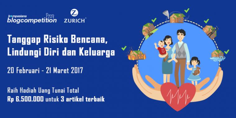 Apakah Anda Pemenang Blog Competition Zurich?