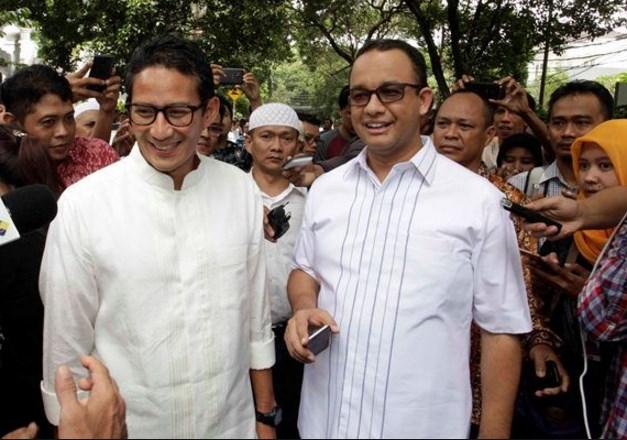 Anies-Sandi, Pemimpin Santun Idaman Warga Jakarta