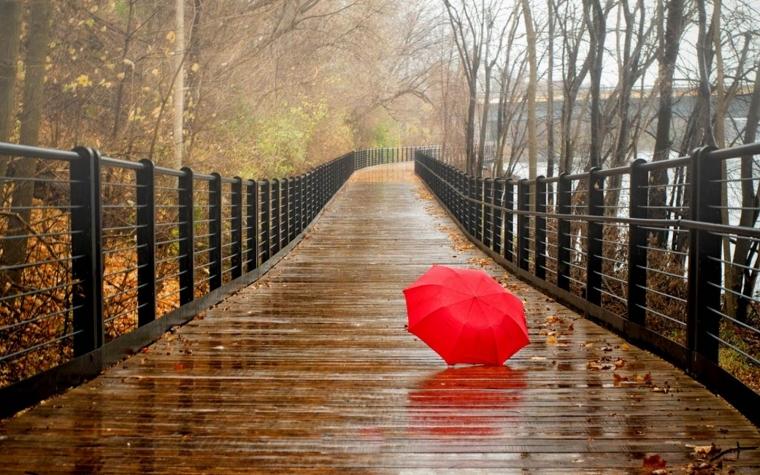 Puisi   Pesan Perpisahan antara Hujan dan Bumi