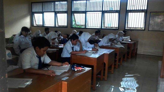 Puisi | Ujian Akhir Sekolah