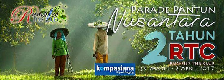 [HUT 2 RTC] Selamat Kepada Pemenang Event Parade Pantun Nusantara!