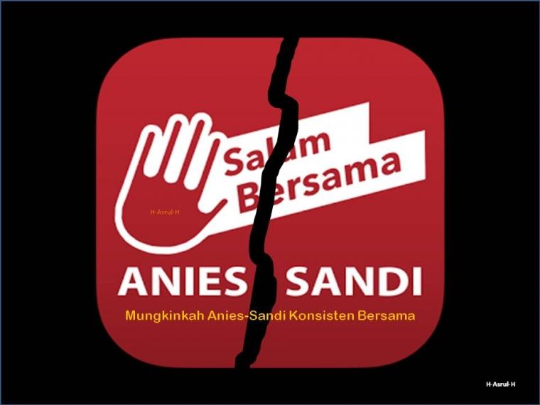 Di Balik Makna Salam Bersama Anies-Sandi