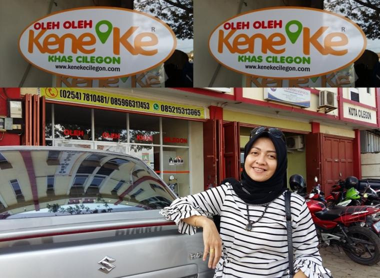 Laura Irawati Menciptakan Market untuk UKM-UMKM Kota Cilegon
