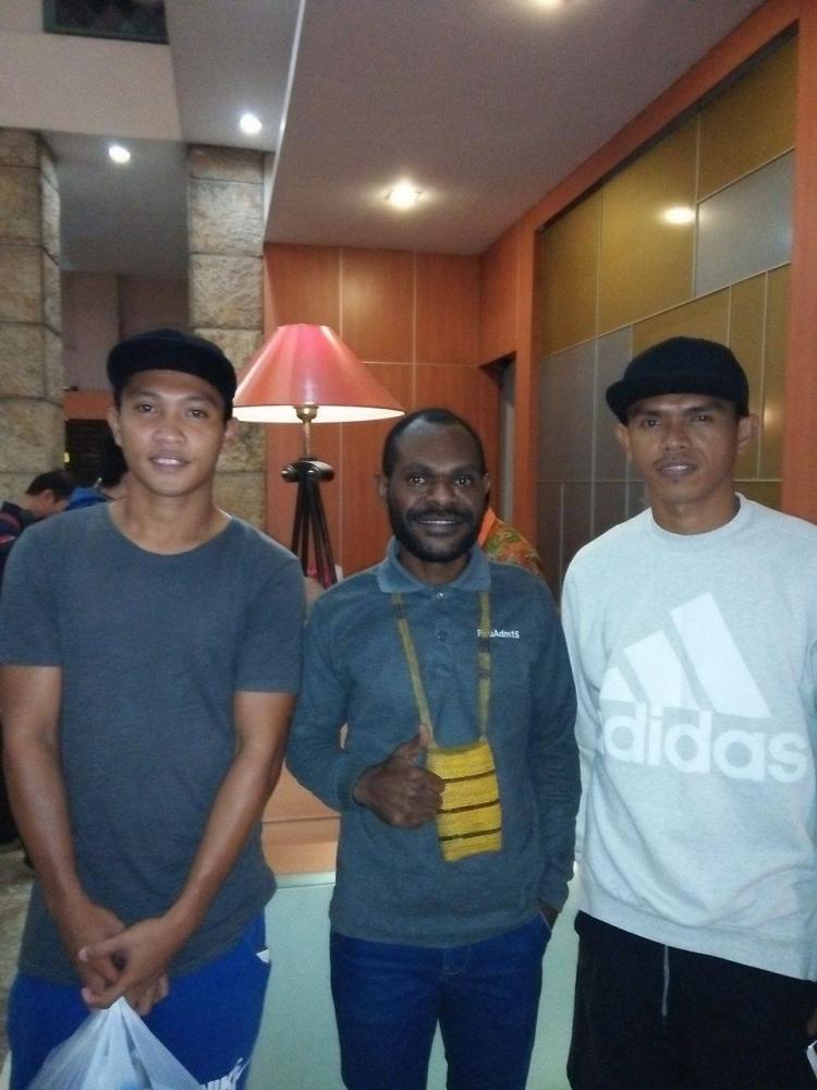 """Sekjen IMASEPA Jabar Menghimbau """"BOBOTOH dan OPM Bandung"""" Jaga Keamanan"""