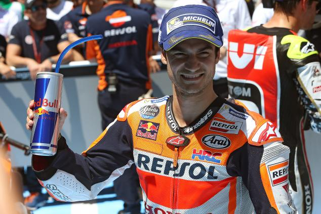 Dani Pedrosa Juarai MotoGP Jerez dan Tak Ada Podium untuk Yamaha