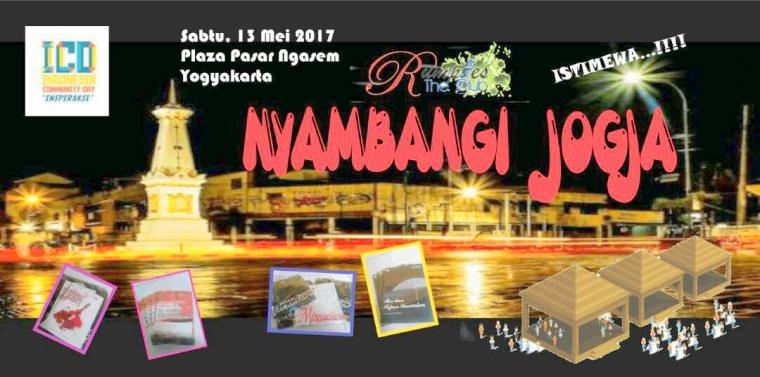 [RTC] Hadirilah Indonesia Community Day 2017 dan Ikuti Tantangan Seru di Booth Rumpies The Club!