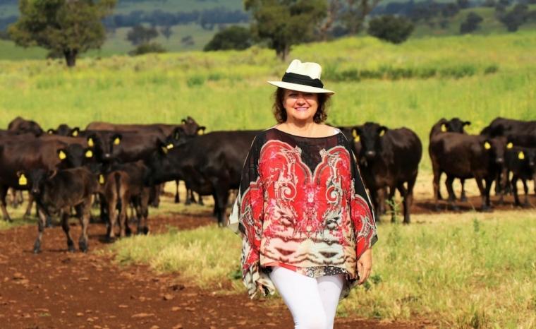 Gina Rinehart Ratu Sapi Australia