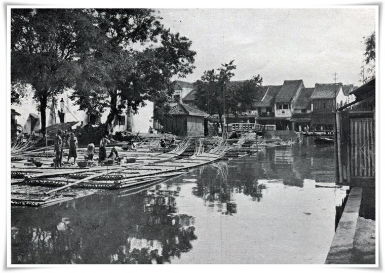 Mengembalikan Ciliwung sebagai Sungai Terbersih di Dunia sebagaimana  Tercatat dalam Sejarah Halaman all - Kompasiana.com