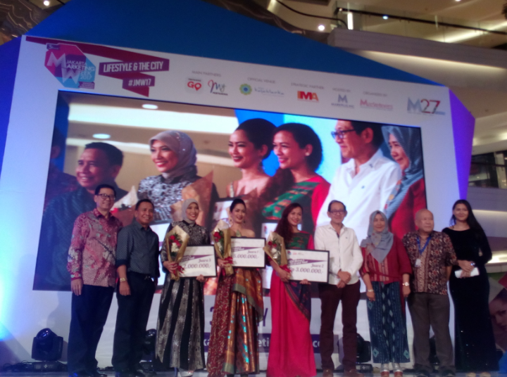 Pertama Kali di Indonesia, Kontes Model Usia 40 Tahun  Ke Atas