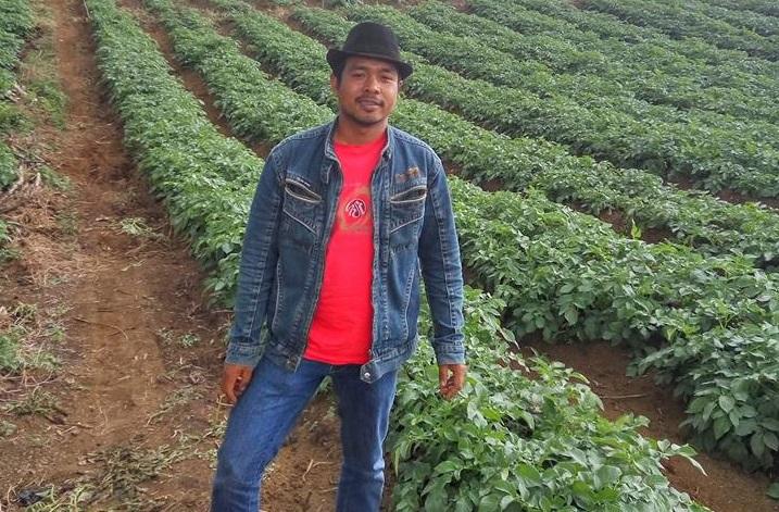 Riega, Sosok Petani Muda Gayo Pegiat Budidaya Pertanian Organik