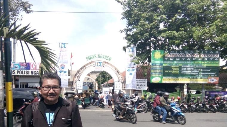 Sekilas tentang Sejarah Pasar Ngasem, Lokasi Terselenggaranya ICD 2017