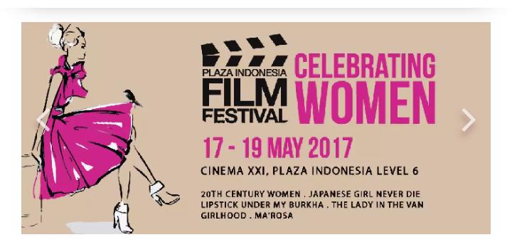 [KOMIK] Film Festival Celebrating Women