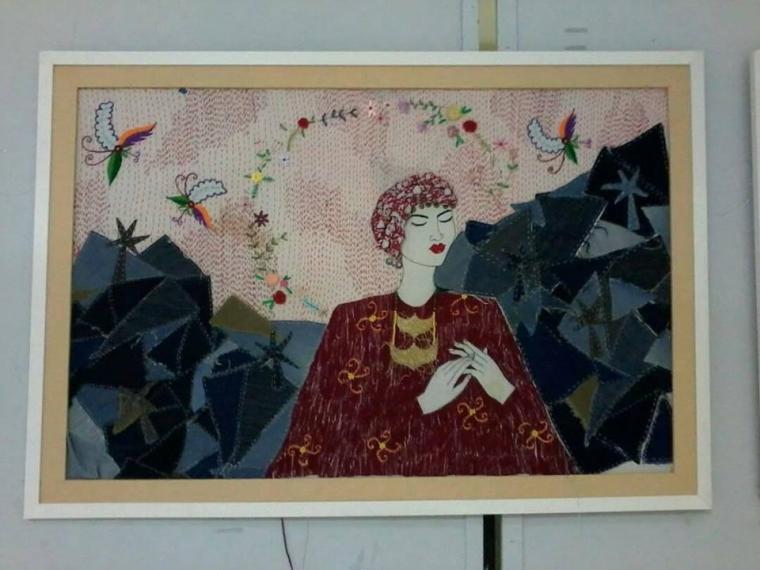 "Jambitious, Jejak Tradisi Jambi dalam ""Textile Art"""
