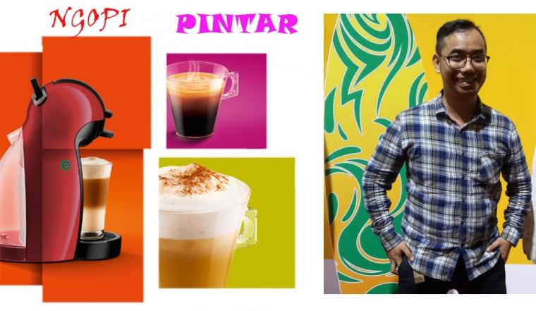 Ngopi Pintar ala Coffee Shop di Rumah
