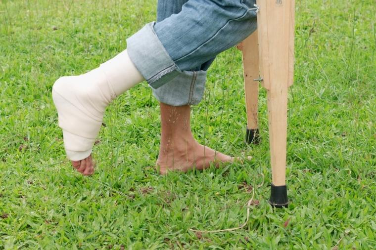 Cedera Tulang, Apa yang Harus Dilakukan?