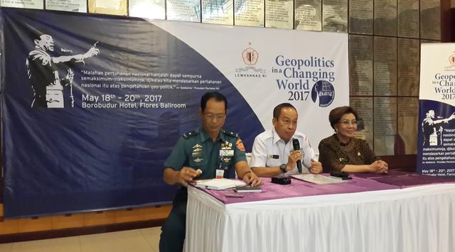 Berharap Kabar Baik dari Jakarta Geopolitical Forum