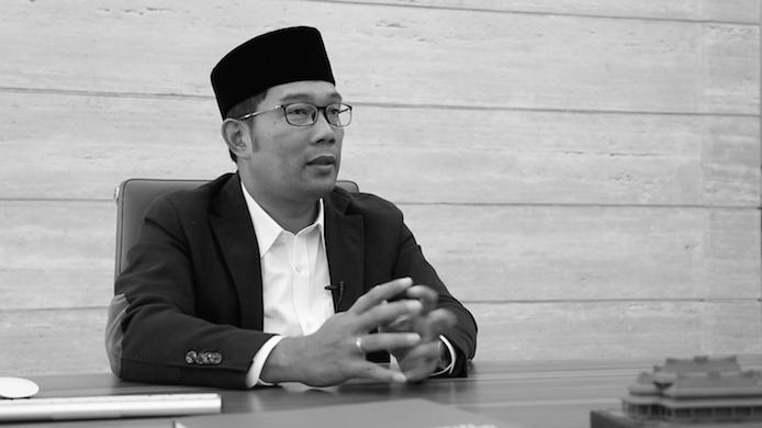 Bara Kerikil Ridwan Kamil