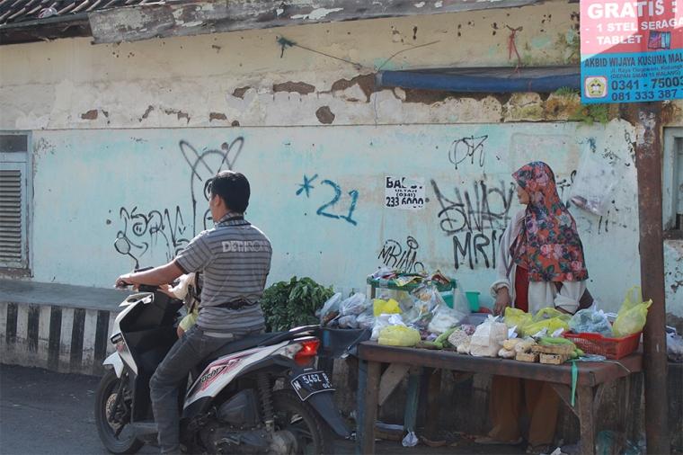 Vandalisme dan Street Art