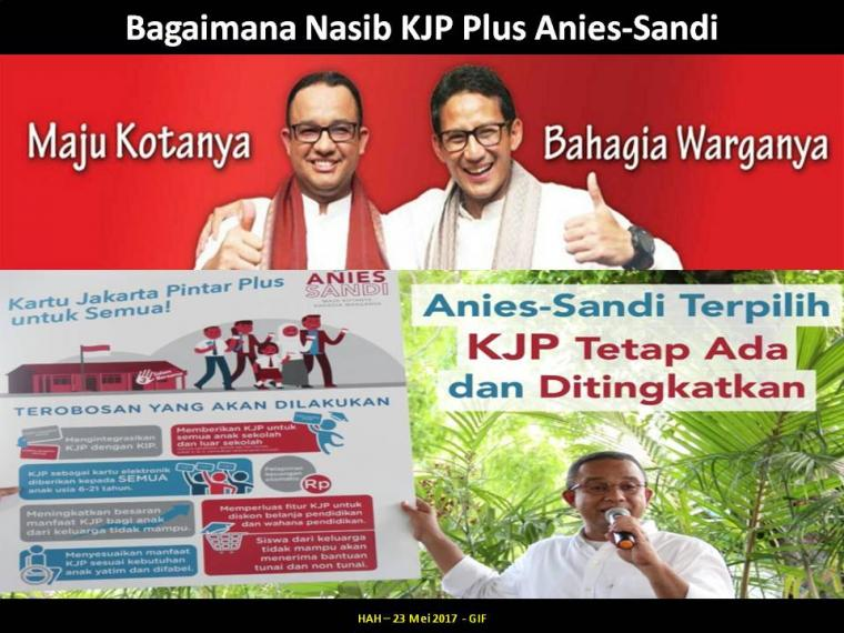 Bagaimana Nasib KJP Plus Anies-Sandi