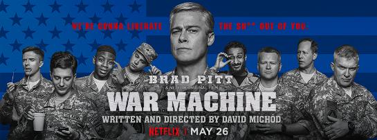 """War Machine"", Strategi dan Ironi Adidaya"