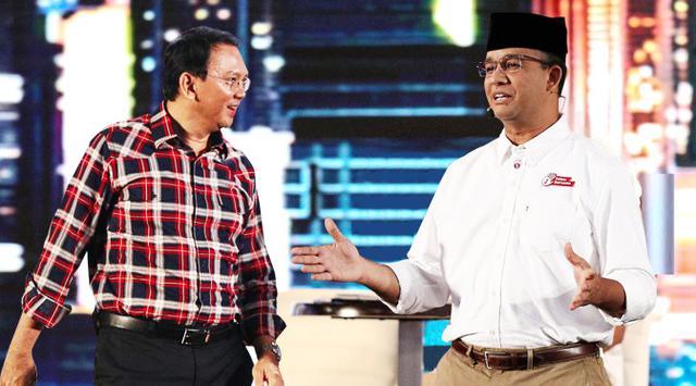 """Jakarta dari """"Pelayanan"""" Ahok ke """"Pergerakan"""" Anies?"""