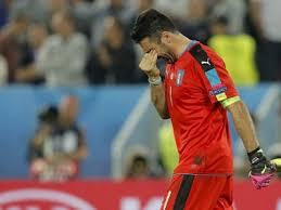 Cristiano, yang Kamu Lakukan ke Buffon Itu Jahat