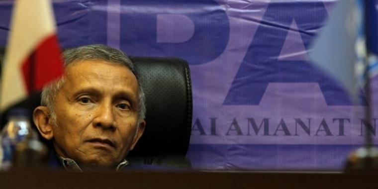 Lewat Amien Rais, Jokowi Bidik Musuh Utama