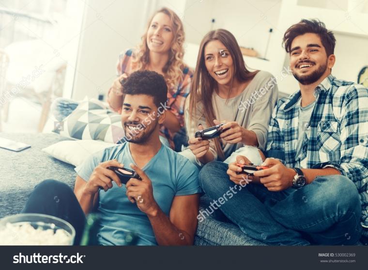 Mari Sambut Dunia Gaming dalam Hidup Kita!
