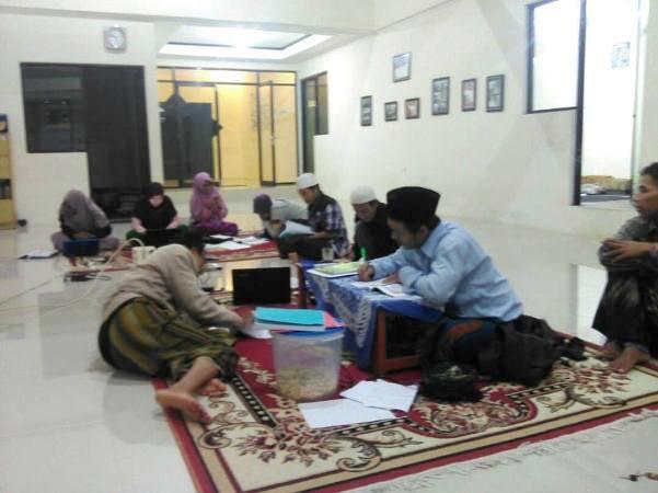 Mengaji dan Literasi ala Yayasan Wali Salatiga