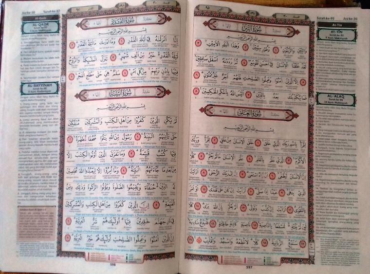 Nuzulul Qur'an dan Rindu Mengaji