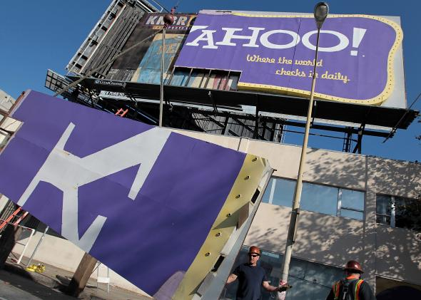 "RIP Yahoo: Tak Ada yang ""Too Big To Fail"""