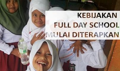 KEBIJAKAN FULL DAY SCHOOL