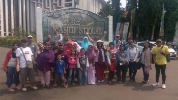 5 Wisata Masjid Paling Menarik Di Jakarta Halaman All