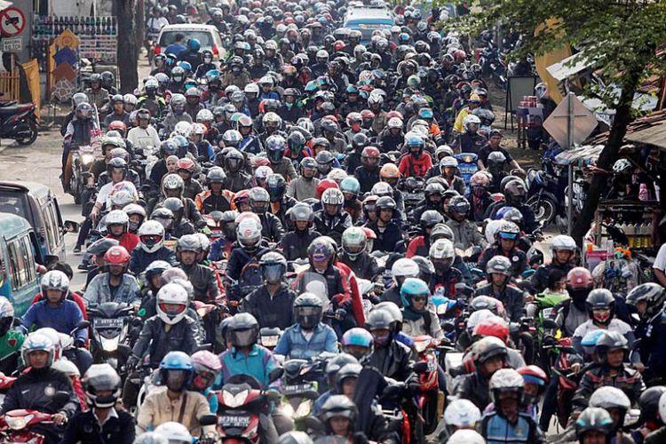 Setelah Mengetahui ini, Masih Mau Mudik Naik Sepeda Motor?