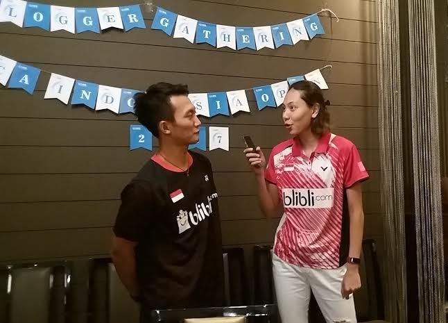 BCA Indonesia Open dan Mimpi Gloria Emanuelle Widjaja