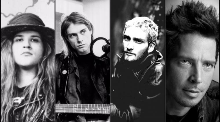 Para Punggawa Grunge Itu Meninggalkan Eddie Vedder Seorang Diri