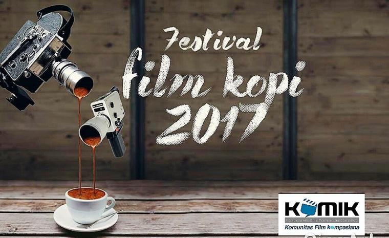 [KomiK Info] Soft Launching Festival Film Kopi oleh Sinekopi