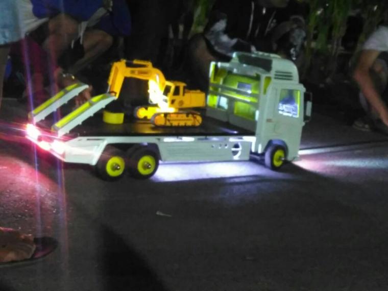 Miniatur Truk Tak Lagi Hanya Sekedar Kesenangan, di Festival Miniatur Truk Desa Ternyang