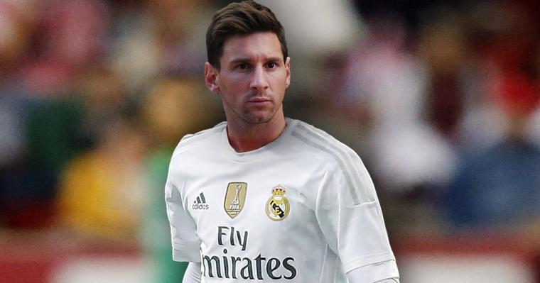 Mungkinkah Messi ke Madrid?