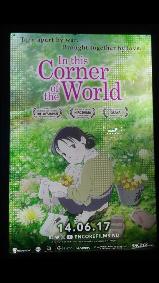 In This Corner of The World; Tentang Keluguan, Masa Perang, dan Hiroshima