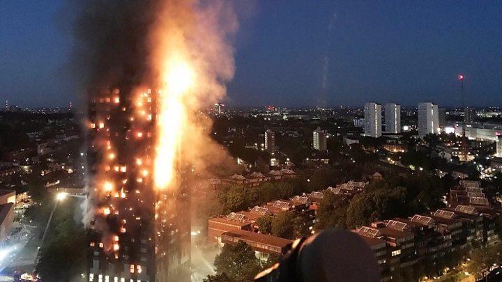 Kebakaran di Grenfell Tower London dan Pentingnya Fire Safety