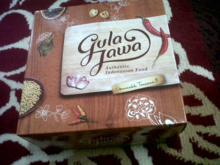 """""""Gula Jawa"""" Menyasar Pasar Nasi Kotak"""