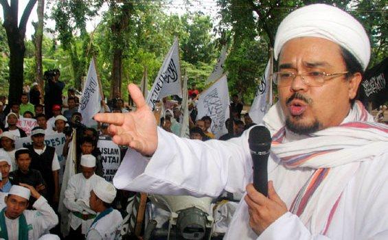Pernyataan-pernyataan Bohong Habib Rizieq di Tanah Suci, Benarkah?