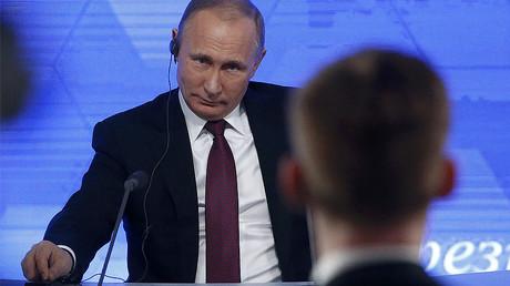 Mengambil Nilai Plus dari Konferensi Pers Tahunan Presiden Putin 2017