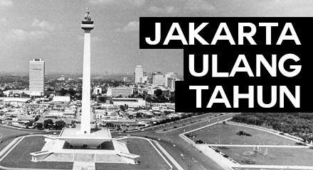 HUT JAKARTA KE-490